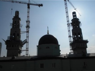 «Ярдям» предлагает помощь ДУМЕР в строительстве Соборной мечети