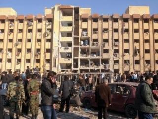 В Алеппо взорван университет, более 80 погибших