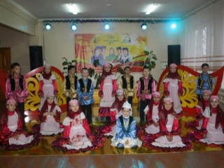 Творческие коллектив медресе «Гулистан». Шыгырдан, Чувашия