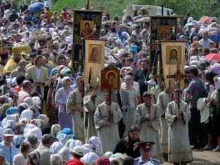 Минюст уподобил массовую молитву митингу