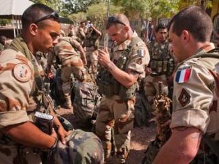 Британия устранилась от участия в военной операции в Мали