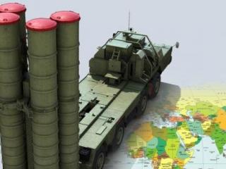 Россия поставила рекорд по экcпорту вооружений