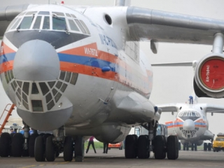 Граждан РФ эвакуировали из Сирии