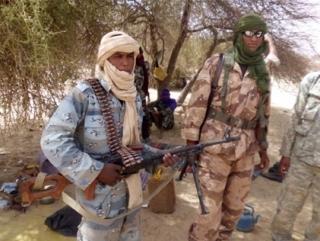 Зачем французы пришли в Мали
