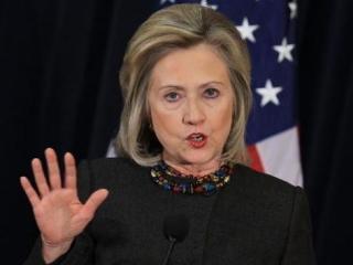 Клинтон высказалась за ведущую роль США в мире