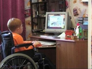 В Уфе состоялся флеш-моб в поддержку инвалидов
