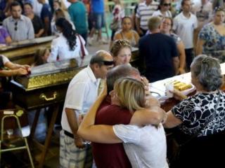 В Бразилии объявлен траур по погибшим в крупном пожаре в городе Санта-Мария