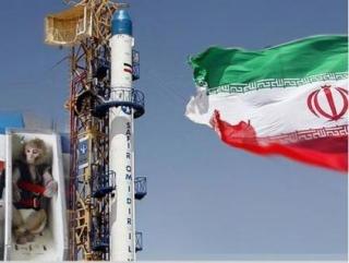 Иран успешно провел запуск обезьяны в космос