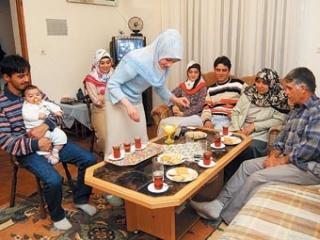 В 2012 году численность населения Турции превысило 75 млн. человек