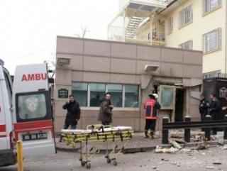 Взрыв у посольства США в Анкаре устроил марксист
