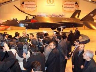 Иран представил свой новый истребитель-невидимку