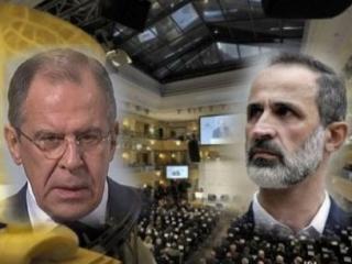 Сергей Лавров пригласил в Москву Муаза аль-Хатыба