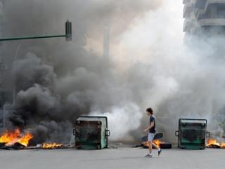 Ливан арестует главу сирийской спецслужбы за теракты