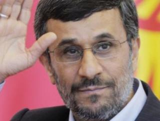 Ахмадинежад захотел стать первым президентом-астронавтом