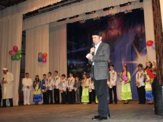 Председатель региональной татарской национально-культурной автономии  Бакир Акжигитов