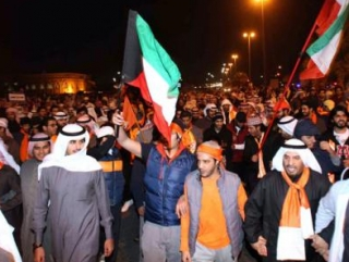 В Кувейте тюрьмы заполняют оппозиционерами