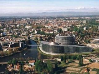 Страсбург - один из центров европейской дипломатии
