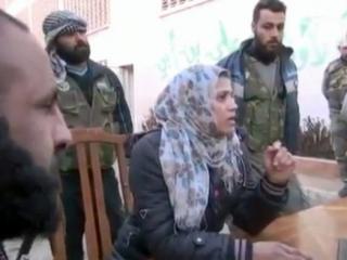 Дочь генерала госбезопасности Сирии командует отрядом повстанцев