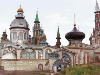 Ханов не достроил «Вселенский храм»