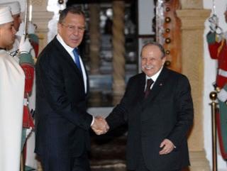 РФ и Алжир сошлись во мнении по событиям на Ближнем Востоке