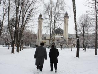 В Нальчике исключили поджог мечети