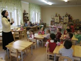 Дети показали «Семь жемчужин для богатырей»