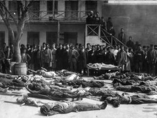 Баку, 1918 год