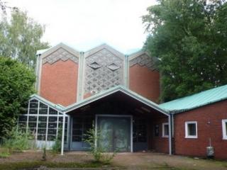 Открытие церкви уже в виде мечети планируется 3 октября, ко дню Единства Германии
