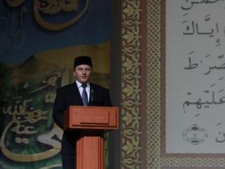 Ислам Давыдов презентует новое детище пензенской уммы