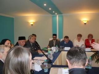 В Подмосковье обсудили межнациональные отношения