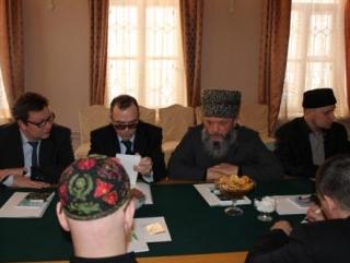 В московской штаб-квартире РАИС прошло заседание