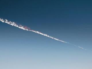 Прибалты гадают: упал ли к ним метеорит?
