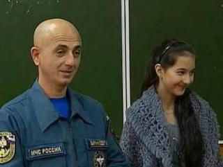 Президент России наградил медалью «За отвагу» ингушскую девочку