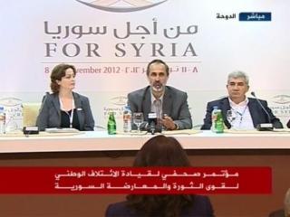 Сирийская оппозиция отказалась от визита в Москву и Вашингтон