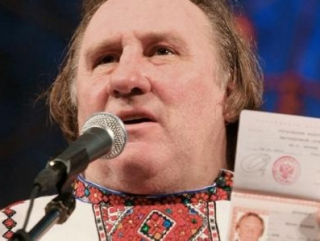 В Чечне Жерара Депардье встретили как соотечественника