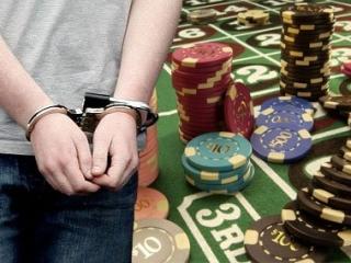 Спецназ накрыл любителей азартных игр