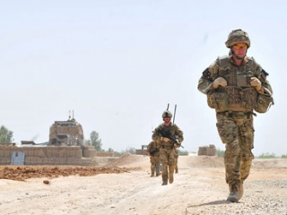 Талибы атаковали главный бастион НАТО