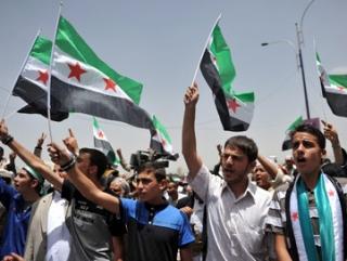 Алавитская община считалась лояльной Асаду