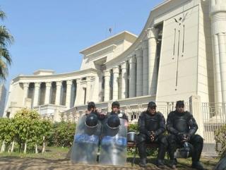 Администрация Мурси попросила суд не ошибаться