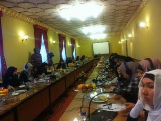 О российских мусульманках узнали в Иране