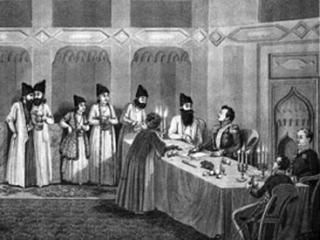 От Венского конгресса – к Туркменчаю