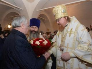 В Москве открылась церковь, построенная на деньги мусульманина