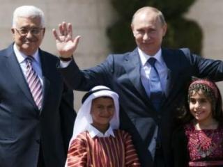 Путин обсудит с Аббасом ближневосточное урегулирование
