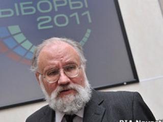 Чуров советует усомнившимся в победе ЕР обратиться к психиатру