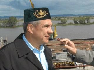 Главы Татарстана и Дагестана обсудили исламские проблемы
