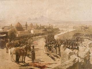 Армянский буфер для империи Романовых II