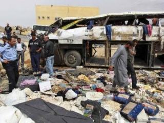 Палестинские паломники стали жертвами ДТП в Иордании