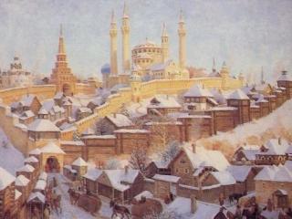 Казань станет центром Золотой Орды