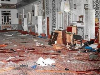 МИД России осудил «гнусный» теракт в Дамаске
