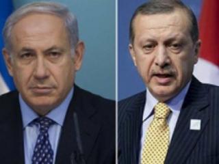 Беседа между Б.Нетаньяху и Р.Эрдоганом состоялась впервые после трагических событий